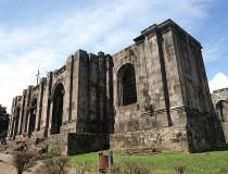 Ruinas de Cartago en Costa Rica