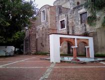 Iglesia Regina Agelorum y convento