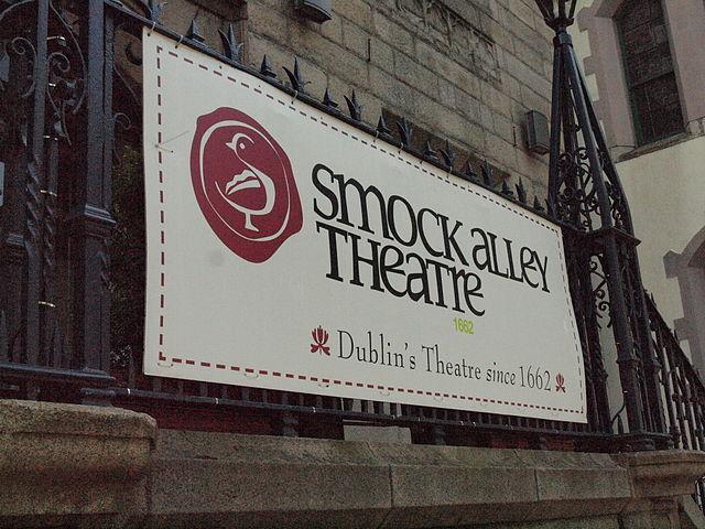 Teatro Smock Alley en Dublín