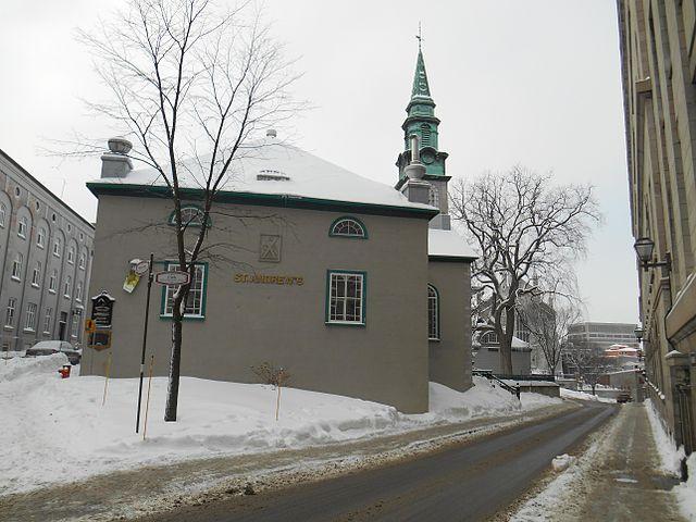 Iglesia Presbiteriana de San Andrés en Quebec