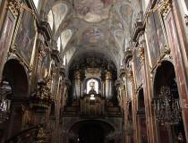 Catedral de St. Pölten en Austria