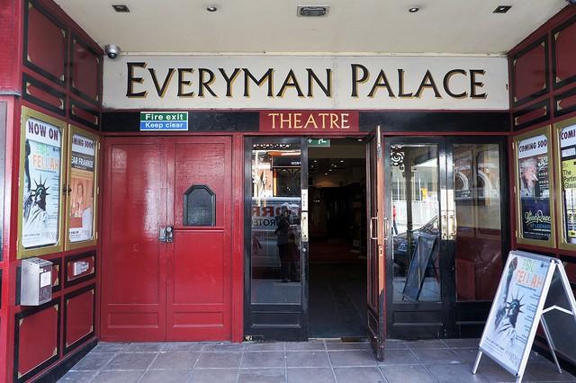 Teatro Everyman Palace en Cork