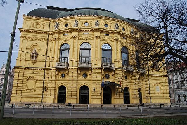 Teatro Nacional de Szeged