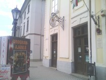 Museo Telekessy, antigua farmacia en Eger