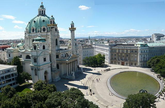 Centro de Arquitectura de Viena