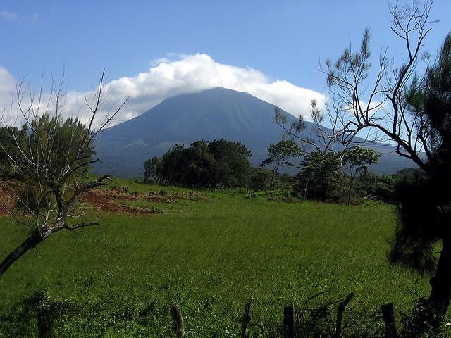 Parque Nacional Guanacaste en Costa Rica