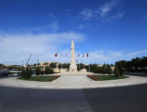 War Memorial en Floriana