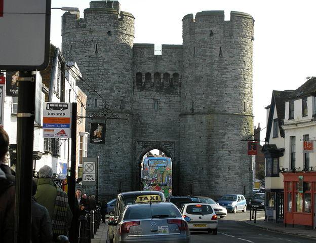 Museo Westgate Towers en Canterbury