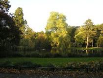 Parque Wilhelmina en Utrecht