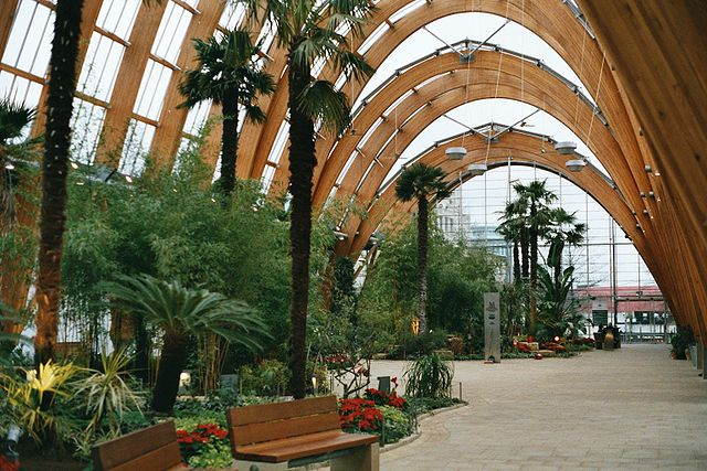 Jardín de Invierno de Sheffield