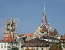 La Catedral de Lausana, una visita imprescindible