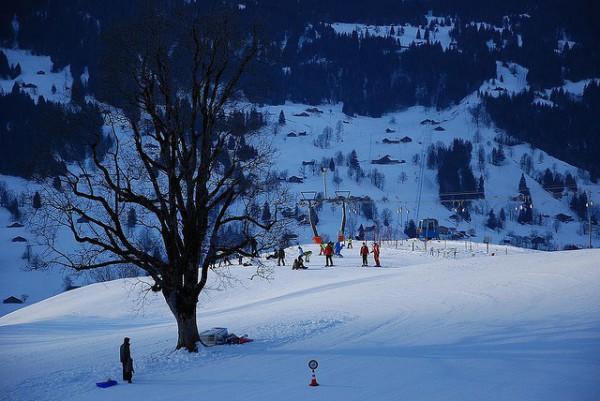 Grindelwald, una de las mejores estaciones de esquí