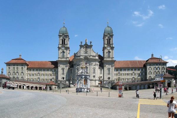 El Monasterio de Einsiedeln, un precioso punto de peregrinación