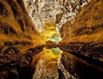 Cueva de los Verdes, un paseo bajo la tierra para no perderse en Lanzarote