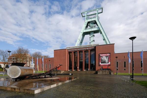 El Museo de la Minería Alemana es uno de los más visitados del país