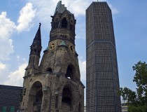 La Iglesia del Recuerdo, en Berlín
