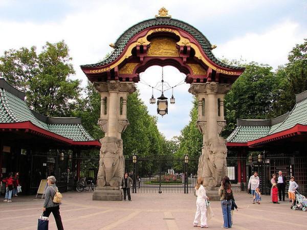 El zoo de Berlín es el más visitado de todo el mundo
