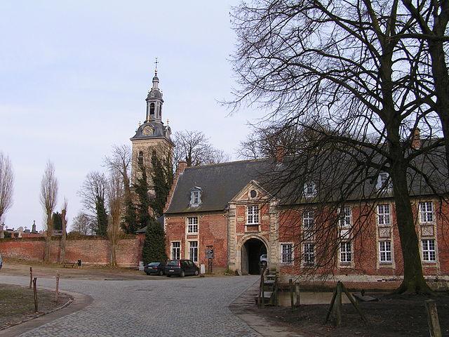 Park Abbey en Heverlee