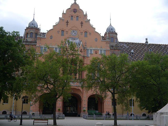 Ayuntamiento de Kecskémet