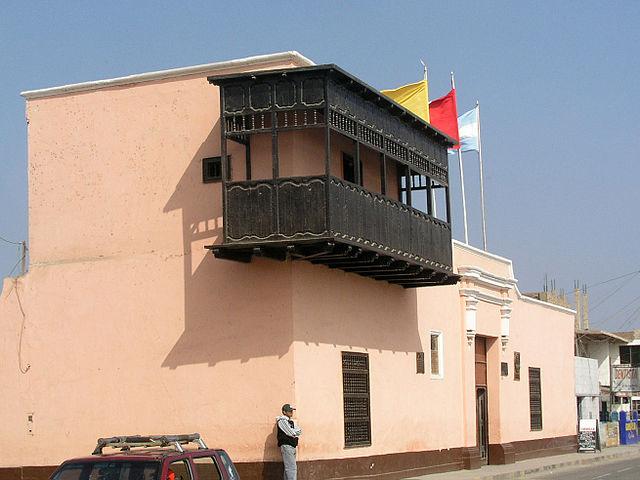 Museo y Balcón de Huaura