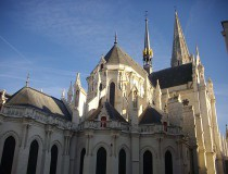 Basílica de San Nicolás en Nantes