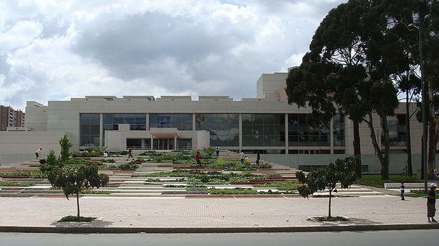 Centro Cultural Biblioteca Pública Julio Mario Santodomingo