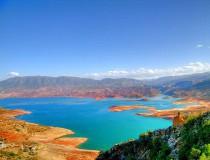 Lago de Bin-el-Ouidane