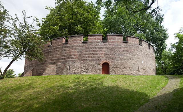 Castillo en Leiden