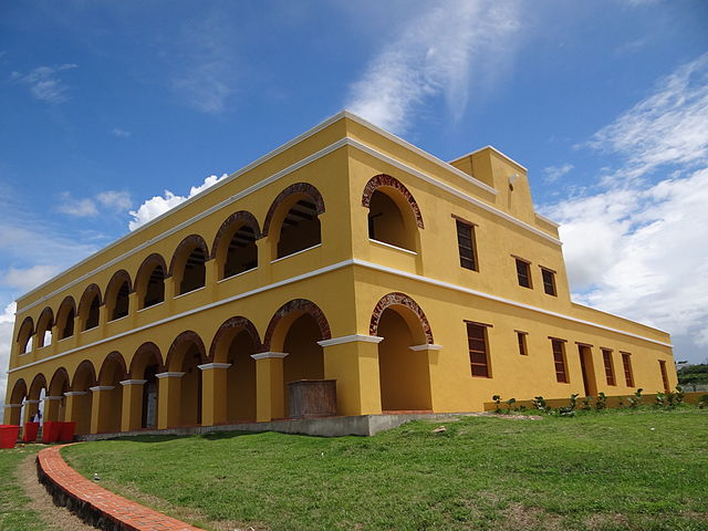Castillo de San Antonio de Salgar