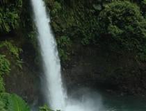 Parque Natural La Paz en Costa Rica