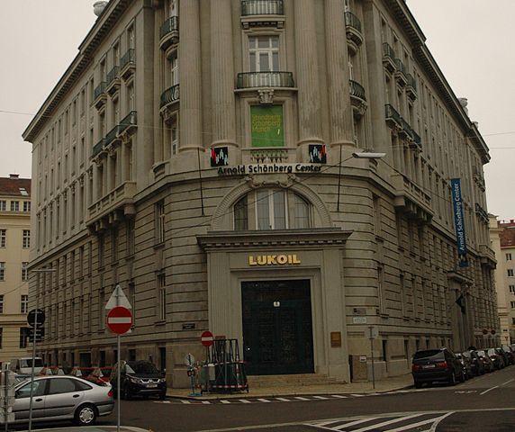 Centro de Arnold Schönberg en Viena