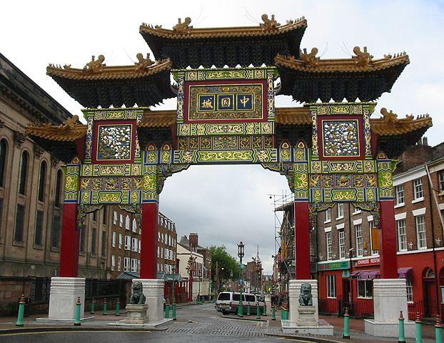 Chinatown de Liverpool