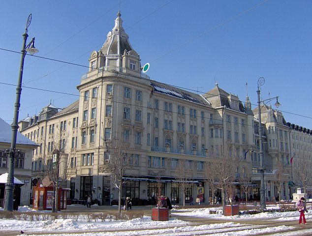 Galería Delizsánsz en Debrecen