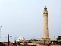 Faro El Hank en Casablanca