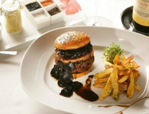 FleurBurger 5000, una hamburguesa de 5.000 dólares en Las Vegas