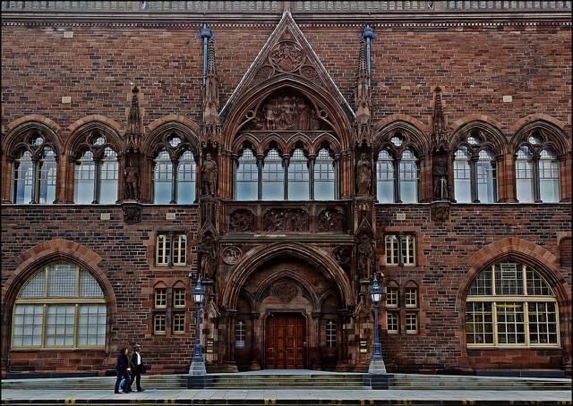 Galería Nacional Escocesa del Retrato en Edimburgo