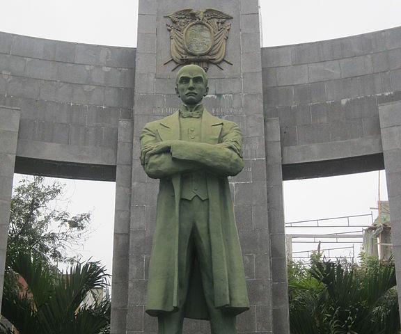 Monumento a Gabriel García Moreno