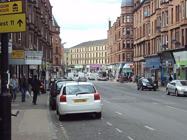 Tenement House en Glasgow