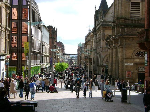 Galería Castillo en Glasgow