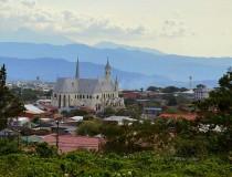 Iglesia de Barva en Heredia