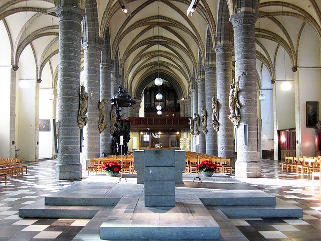 Iglesia de San Martín de Cortrique