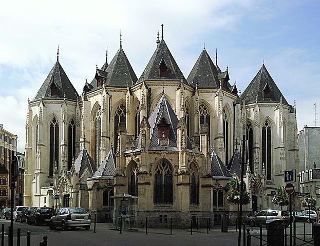 Iglesia de San Mauricio en Lille