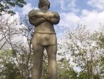 Plaza el Indio en Maturín