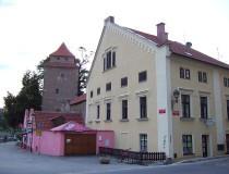 Iron Maiden Tower en Ceske Budejovice