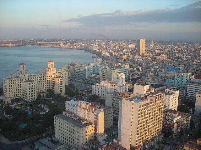 Casa de África en La Habana