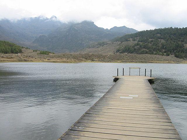 Laguna de Mucabají
