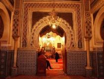 Mausoleo de Mulay Idrís en Fez