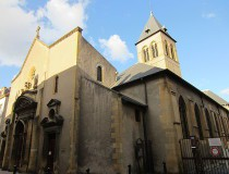 Iglesia de Saint-Maximin de Metz