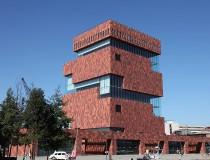 Museo Aan de Stroom en Amberes