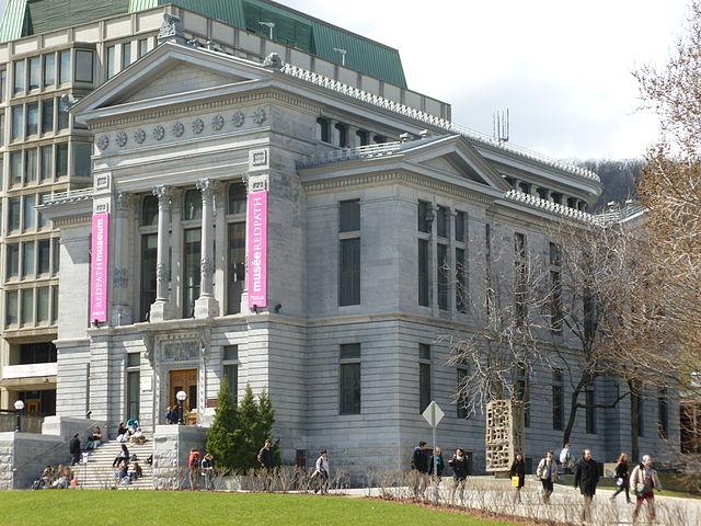 Museo Redpath en Montreal